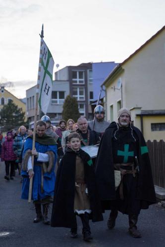 Pietní pochod Chlumec 2019